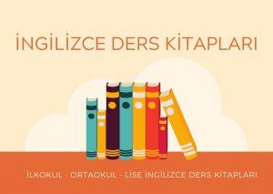2020-2021 İngilizce Ders Kitapları