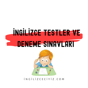 ingilizce test